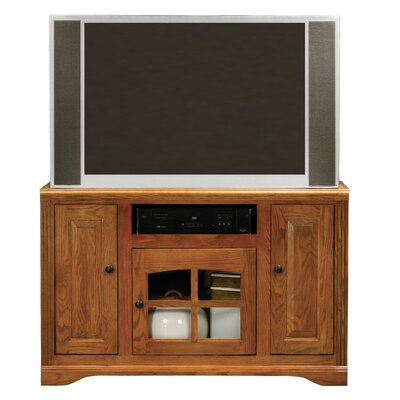 Glastonbury 45.5 TV Stand Color: Medium Oak