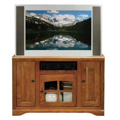 Glastonbury 45.5 TV Stand Color: Light Oak