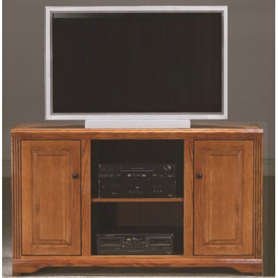 Glastonbury TV Stand Finish: Medium Oak