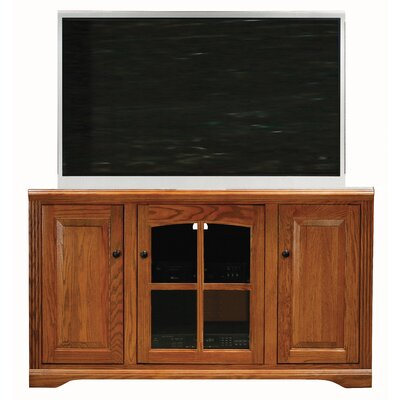 Glastonbury 55 TV Stand Color: Concord Cherry