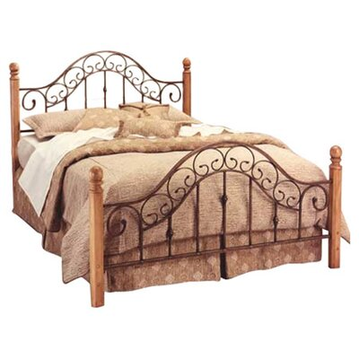 Coal Creek Open-Frame Headboard Size: Full/Queen