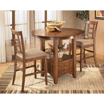 San Luis Counter Height Extendable Dining Table