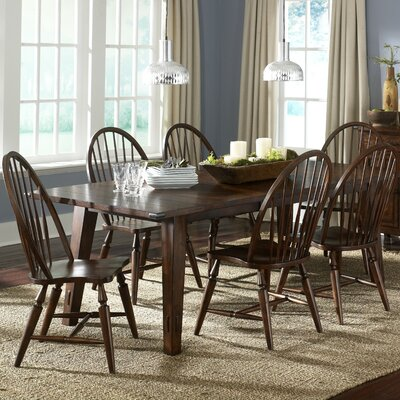Ridgway Rectangular Leg Dining Table