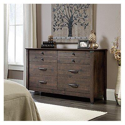 Newdale 6 Drawer Dresser Finish: Coffee Oak