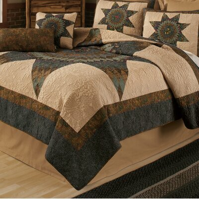 Sallisaw Quilt Size: King