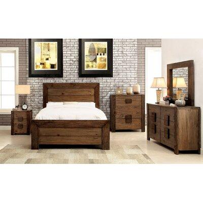 Morgana Platform Configurable Bedroom Set