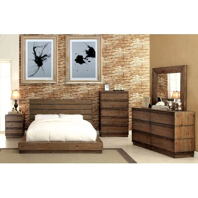 Elliston Platform Customizable Bedroom Set