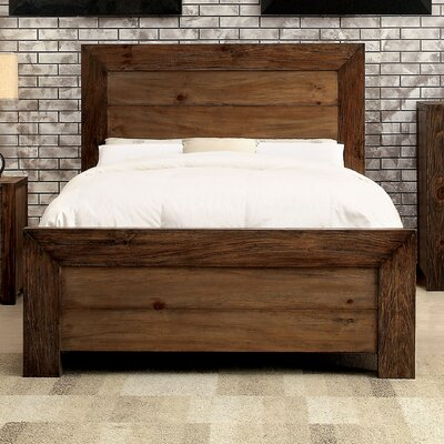 Elliston Panel Bed Size: King