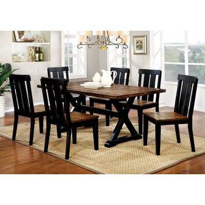Sangrey 7 Piece Dining Set