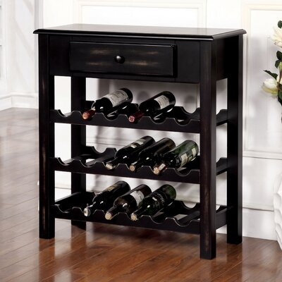 Cotopaxi 18 Bottle Floor Wine Rack
