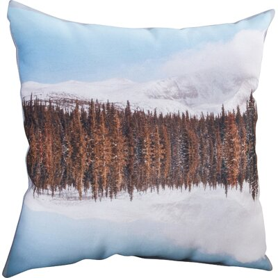 Mina Teslaru Richter Throw Pillow Size: 18 H x 18 W x 2 D
