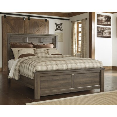 Ridgecrest Panel Bed