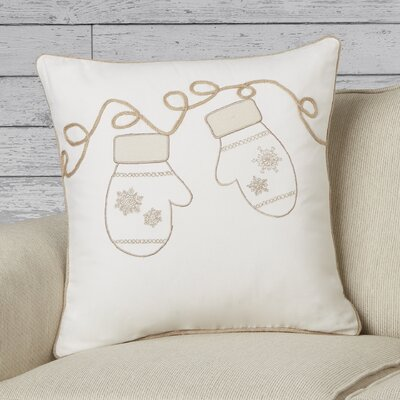 Gildford Cotton Throw Pillow