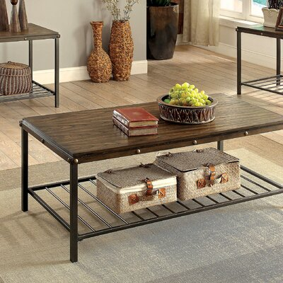 Mischa 3 Piece Coffee Table Set