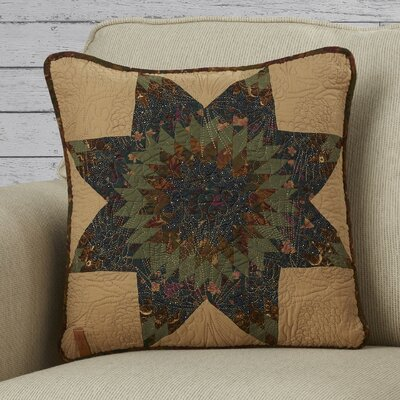 Sallisaw Cotton Throw Pillow
