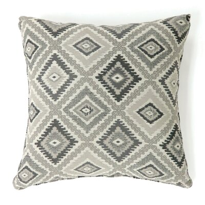 Ebright Throw Pillow Size: Large