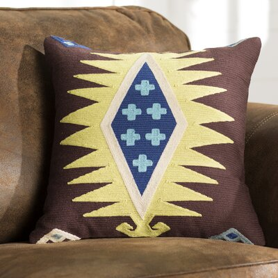 Guero Wool Throw Pillow
