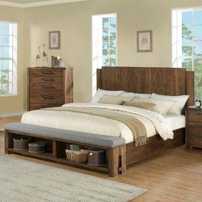 Colton Platform Configurable Bedroom Set