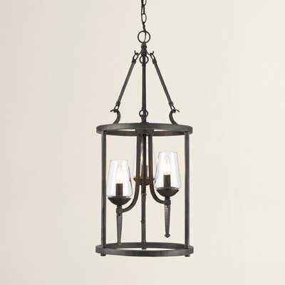 Rock Springs 3-Light Foyer Pendant