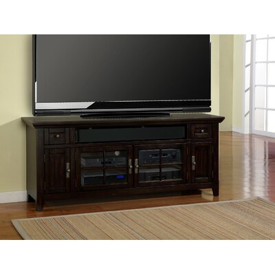 Thayne 84 TV Stand Width of TV Stand: 30 H x 72 W x 16.75 D