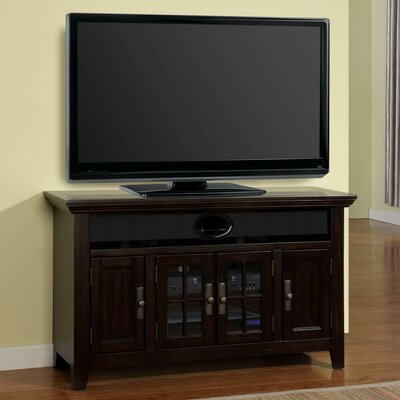 Thayne 84 TV Stand Width of TV Stand: 30 H x 50 W x 16.75 D