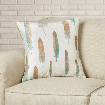 Huerfano Throw Pillow