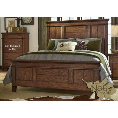 East Pleasant View Panel Customizable Bedroom Set
