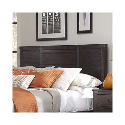 Crater Ridge Panel Headboard Size: Queen