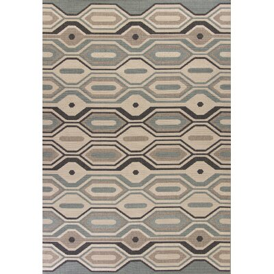 Condon Stone Indoor/Outdoor Area Rug Rug Size: 53 x 77