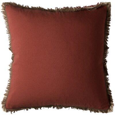 Benton Cotton Pillow Cover Color: Indigo
