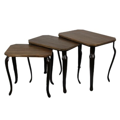 Roy 3 Piece Nesting Tables