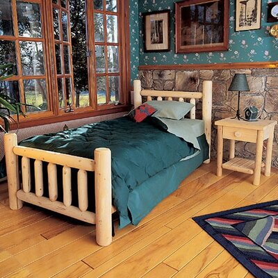 Lonato Slat Bedroom Collection Sleigh Customizable Bedroom Set