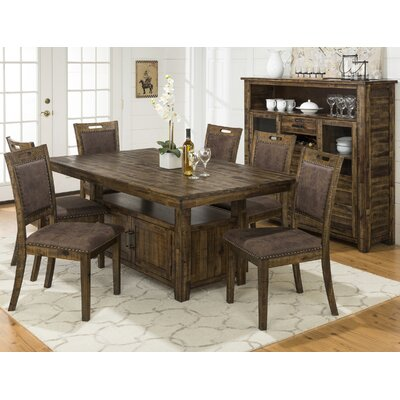 Oilton 7 Piece Dining Set