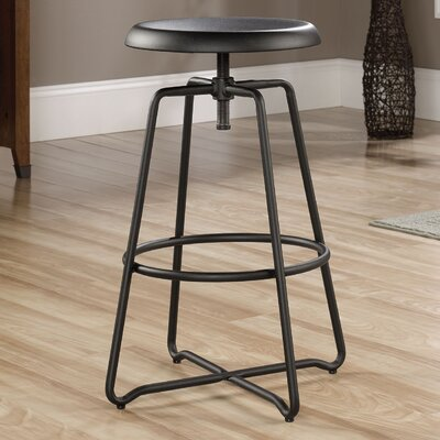 Newdale Adjustable Height Swivel Bar Stool