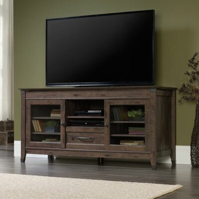 Chappel 61 TV Stand Color: Coffee Oak