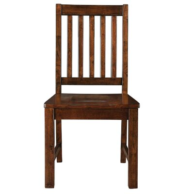 Nashoba Solid Wood Dining Chair