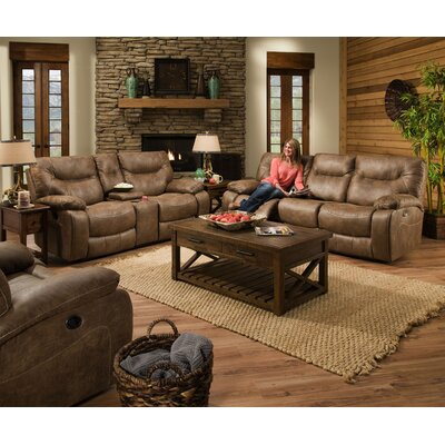 Simmons Upholstery El Capitan Power Rocker Recliner