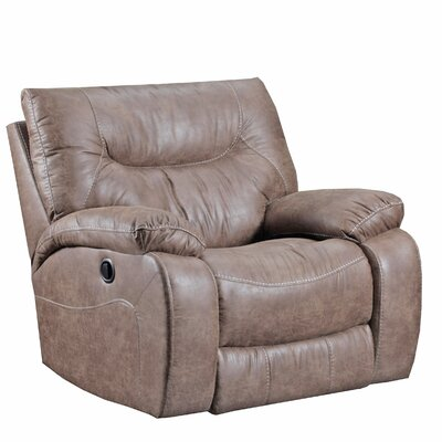 El Capitan Manual Rocker Recliner by Simmons Upholstery