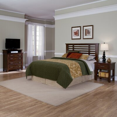 Sanford Bedroom Collection Platform Customizable Bedroom Set