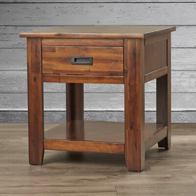 Oilton End Table