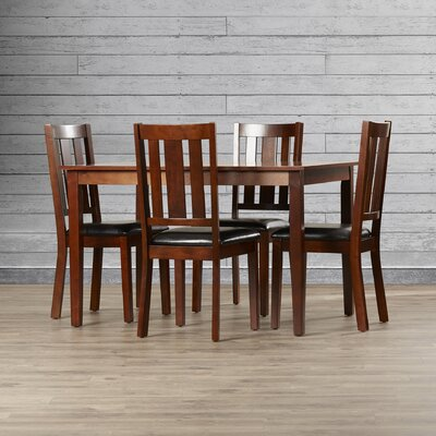 Lehigh 5 Piece Dining Set