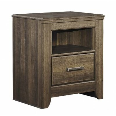 Granite Range 1 Drawer Nightstand