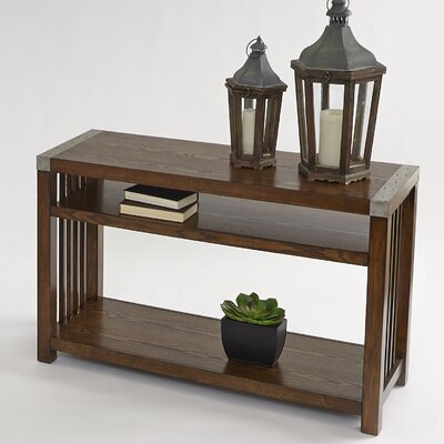 Creede Console Table