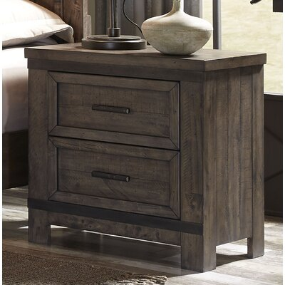 Haverhill 2 Drawer Nightstand