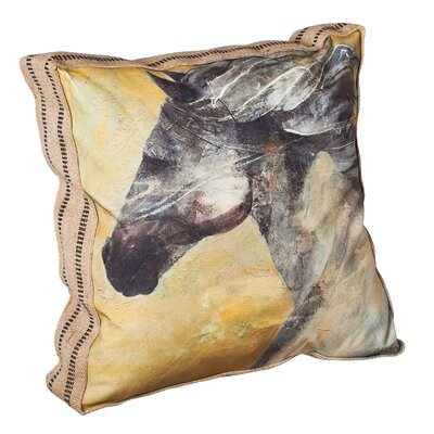 Englewood Into The Wind Throw Pillow