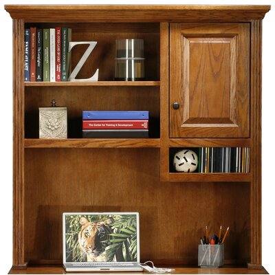 Glastonbury 46.5 H x 45.25 W Desk Hutch Finish: Light Oak