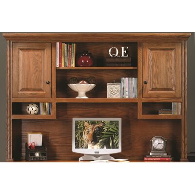 Glastonbury 46.5 H x 68 W Desk Hutch Finish: Concord Cherry