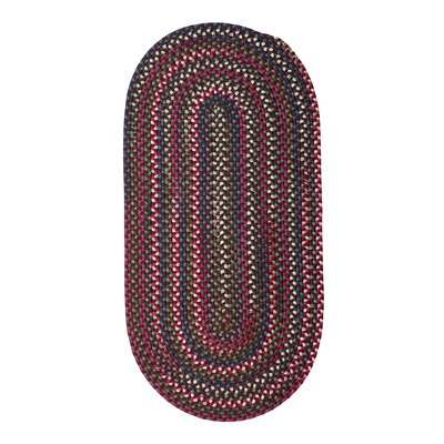 Roxborough Park Amber Red Area Rug Rug Size: Runner 2 x 8