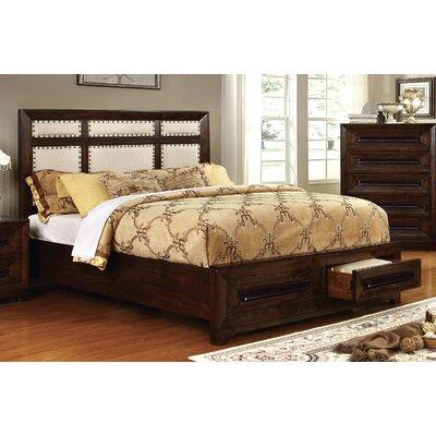 Vineland Upholstered Platform Bed Size: California King
