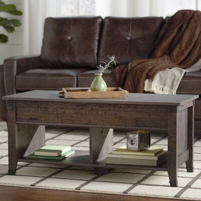 Newdale Coffee Table with Lift Top Finish: Coffee Oak